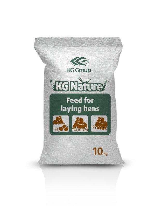 Lesalas vištoms dedeklėms III periodas ( 65 sav. ir daugiau ) KG NATURE BE GMO, 10 kg